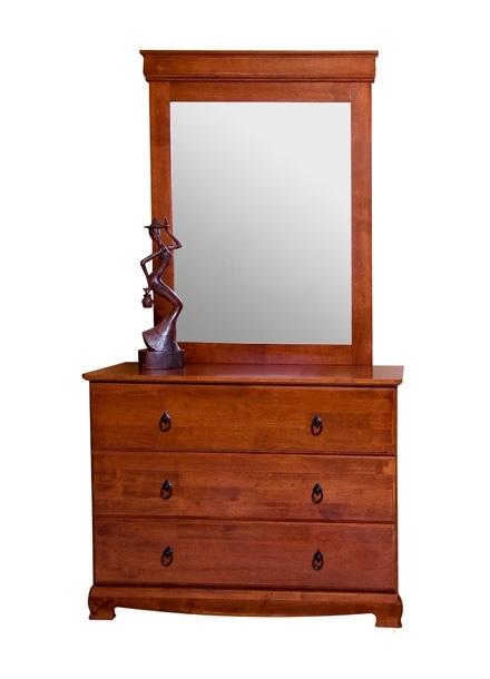 Комод с зеркалом 836