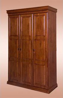 Шкаф 836-3D - трехдверный