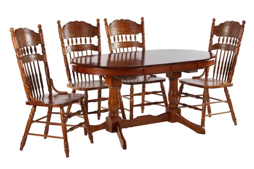 Стол обеденный T6EX Bellagio